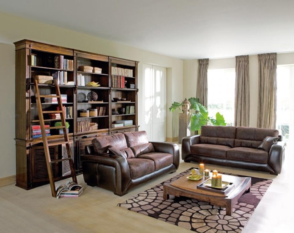 photos canap bois et chiffon. Black Bedroom Furniture Sets. Home Design Ideas