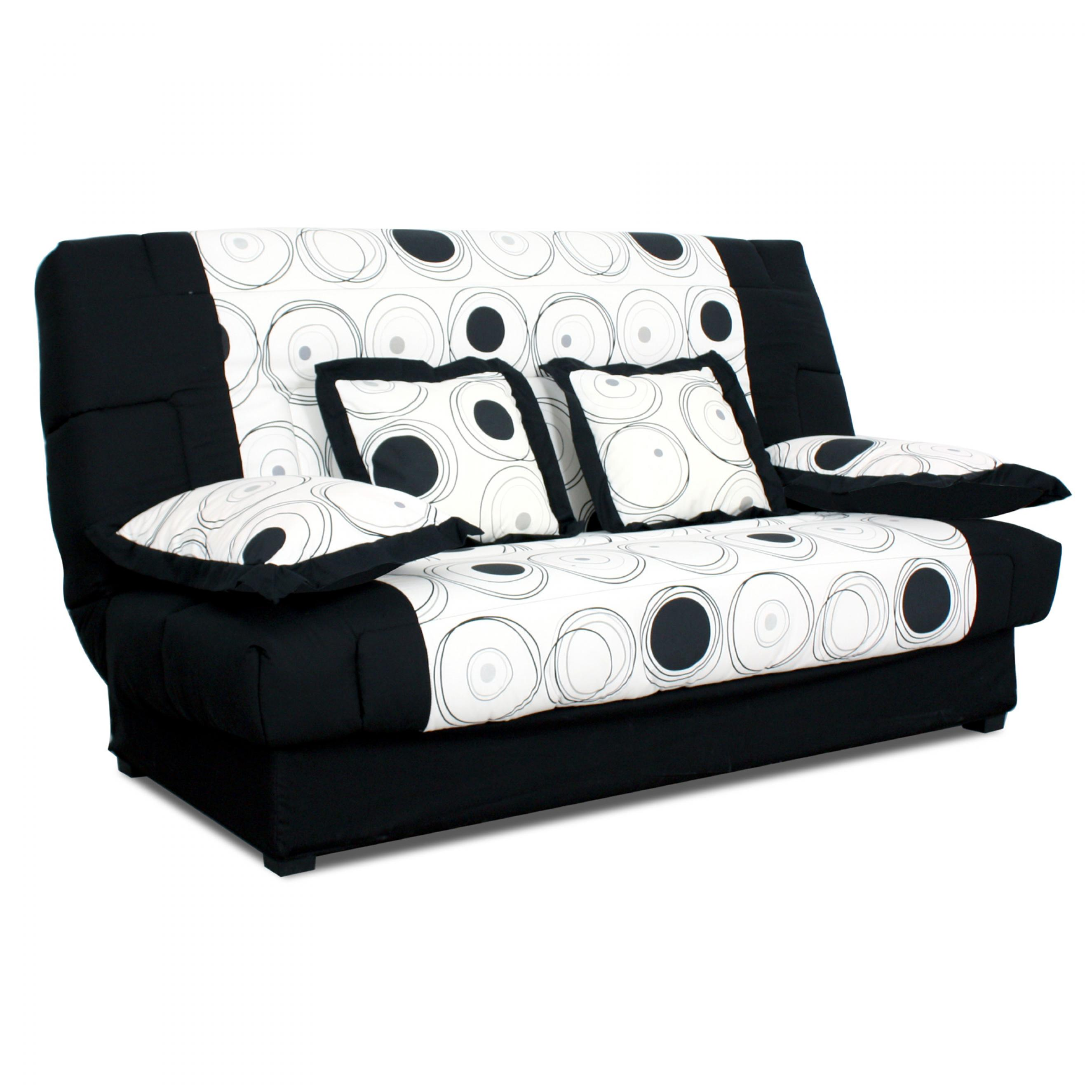 canape clic clac fly maison design. Black Bedroom Furniture Sets. Home Design Ideas