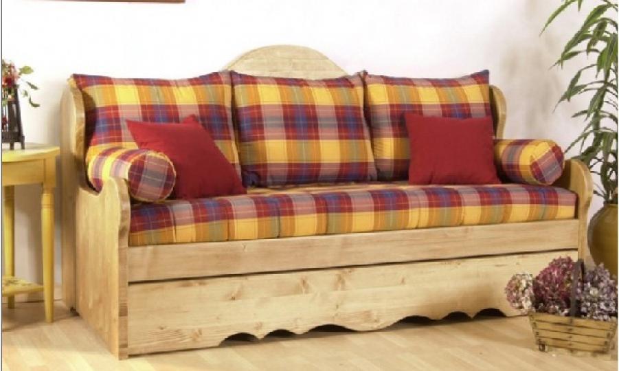 photos canap clic clac avec accoudoirs. Black Bedroom Furniture Sets. Home Design Ideas