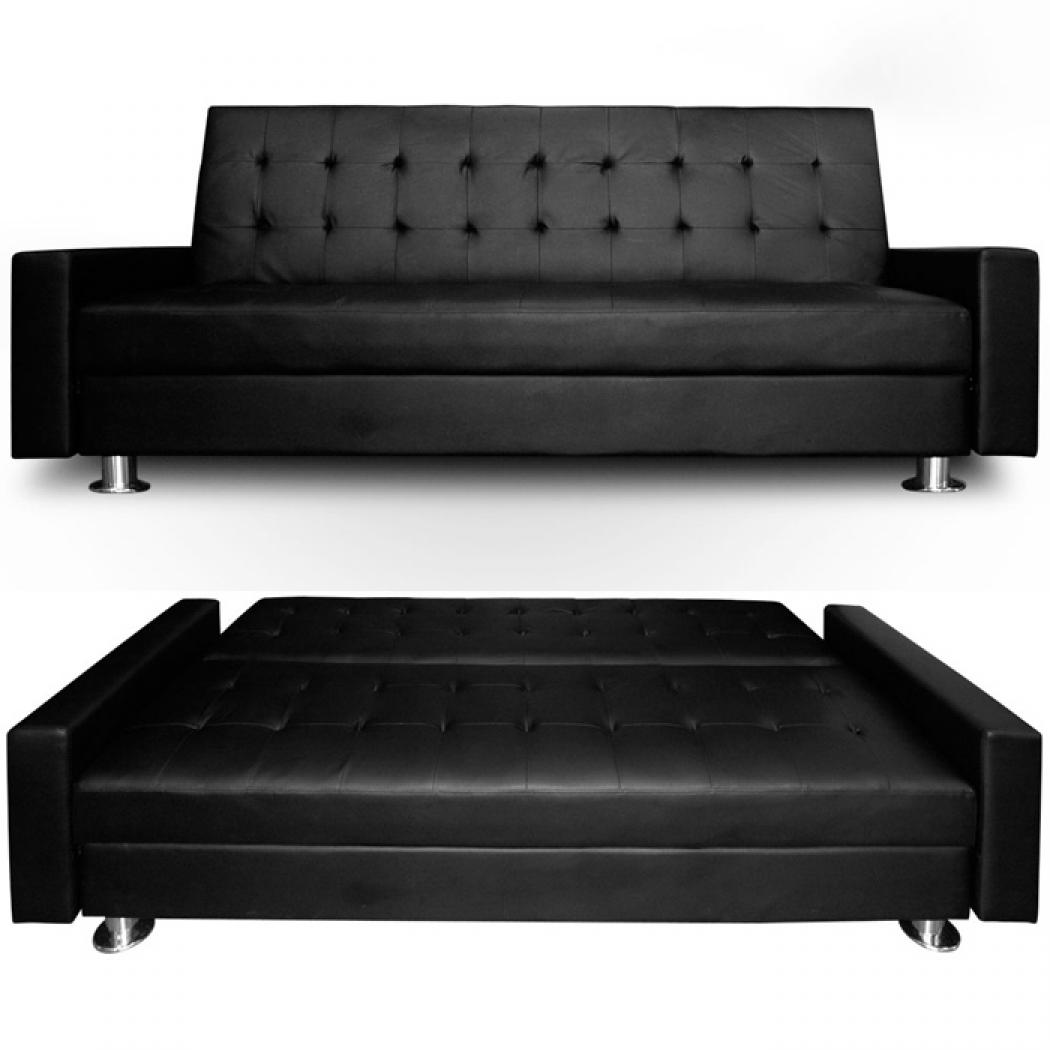 petit clic clac cuir. Black Bedroom Furniture Sets. Home Design Ideas